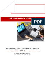 Informatica Juridica Documental