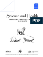 Science 3 DLP 27 - Classifying Animals According to Movements