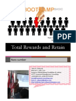 HR Boothcamp Module 9 Total Rewards and Retain Dummy Haris