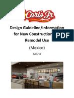 Mexico Design Guidelines