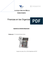 Unidad II .- Analisis e Interpretacion de Estados Financieros