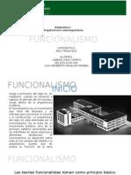 arquitectura funcionalista
