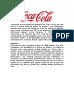 Estudo sobre Coca-Cola