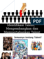 HR Boothcamp Module 8 Talent Identification
