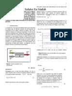 Convolucion en Matlab
