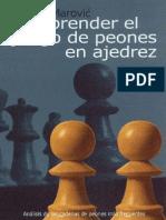 AJEDREZ Drazen Marovic - Comprender El Juego de Peones (La Casa Del Ajedrez,2000)
