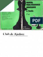 Ajedrez Manual Para Jugadores Avanzados - A. Suetin-Arreglado