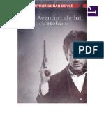 Doua Aventuri Ale Lui Sherlock Holmes