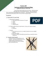 Carey Anthony Functional Anatomy Myofascial Slings