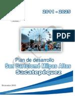 PDM_307_1 San Bartolomé Milpas Altas