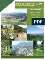 Plan Maestro Cordillera Alux -Seconap