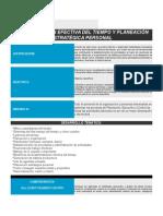 Programa Administración Efectiva del Tiempo y Planeación Estratégica Personal.doc