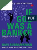 If God Was a Banker - Subramanian, Ravi
