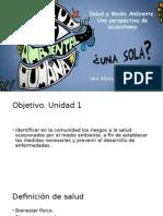 CLASE 1 Salud Ambiental