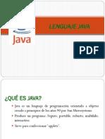 Clase 1 - Lenguaje_Java