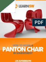 Solidworks Panton Chair