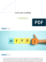 What's NWhat's New in HTTP/2 – Instart Logicew in Http2 Instart Logic