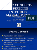 Pipeline Integrity Management - Basic Concepts