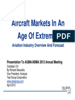 Aircraft Markets In An Age Of Extremes