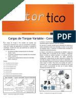 2014 ENE - Cargas de Torque Variable_Consideraciones