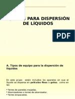 Dispersion Liquido