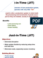 10. Just-in-Time (JIT)