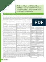 HP-5MS Column Analysis