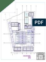 plano de planta de techos