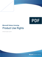 MicrosoftProductUseRights(WW)(English)(July2014)(CR)