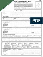 CSRF 1 (CPF) Form