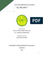 Al-Islam-3_Irvan Angga Febry Pradana_Teknik Informatika_D3 Semester 1