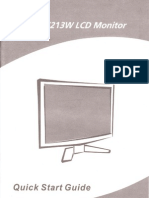 Acer LCD Monitor X213WB