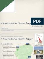 Observatorio de Pierre Auger