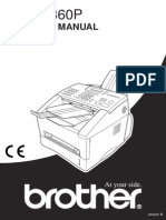 Brother Fax8360P UserGuide