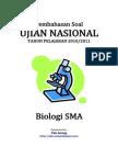 Pembahasan Soal UN Biologi