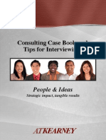 ATK Case Book & Tips for Interviewing
