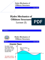 5 HydroMechanicsofOffshoreStructuresmm771 2014 2015