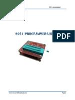 8051 Programmer-USB