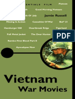 Vietnam War Movies (Pocket Essential series)