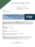 Service Départemental UNSS 71 | IA –