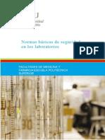 resumen normas basicas de seguridad en laboratorio