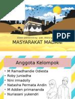 MASYARAKAT MADANI
