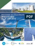 Panorama de l'énergie renouvelable en France
