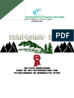 Official Compromis 2016- 6th JPNBIMCC