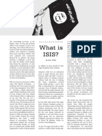 What is ISIS