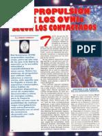 Contactados - La Propulsion de Los Ovni Segun Los Contactados R-006 Mon Nº020 - Mas Alla de La Ciencia - Vicufo2