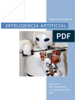 Inteligencias Artificial