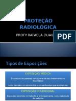 PROTEÇÃO RADIOLÓGICA