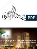 Presentation on Marketing