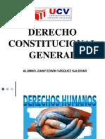 Derechos Humanos Dany Edwin Vasquez Saldivar